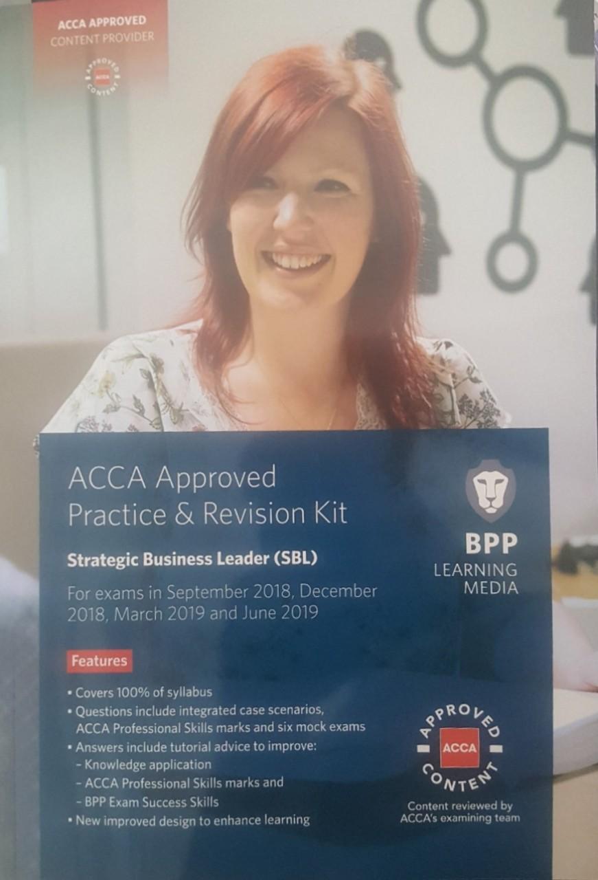 BPP ACCA Strategic Business Leader (SBL) Revision Kit Upto